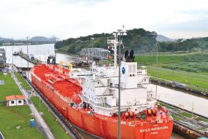 Imagen: Canal de Panamá Fuente: Autoridad del Canal de Panamá