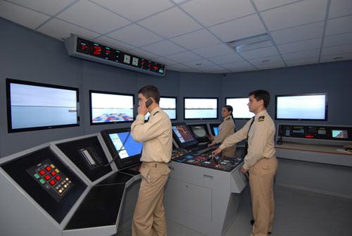 Ingenieros Argentinos crean un simulador de capacitaciónmarítima