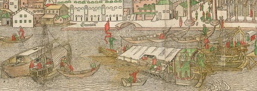 Imágenes navales del sigloXV