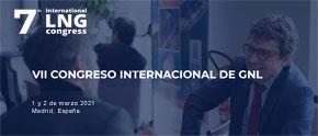 VII CONGRESO INTERNACIONAL DE GNL